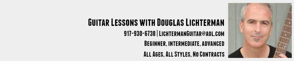 Douglas Lichterman Guitar